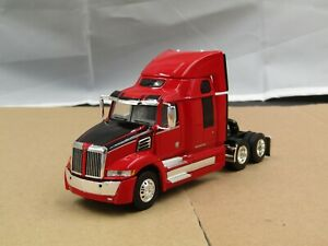 1/64 Dcp Viper red Western Star sleeper tractor new no box