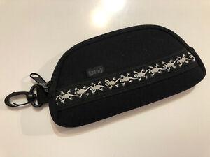 Chisco Black Neoprene Sunglasses Case