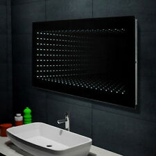 3d Effekt LED Wandspiegel Badezimmerspiegel Badspiegel Lichtspiegel Fl1243b