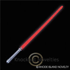 """28"""" Super Red Light-Up Sword Fun Novelty Costume Accessory Halloween Theater"""
