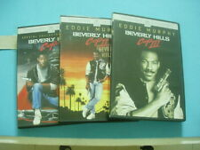 DVD MOVIES BEVERLY HILLS COP 1,2,3 (REGION 1) USED