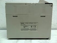 OMRON CS1G-CPU43-EV1 CPU UNIT [NEW]