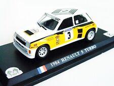 1:43 -  RENAULT 5 TURBO / R5 .TOUR DE FRANCE 1984 - RAGNOTTI