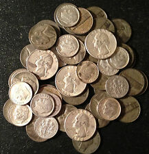 DISCOUNTED PRICING!!! Lot US Junk Silver Coins 1/4 Pound LB 4 OZ. Pre-1965 Dates