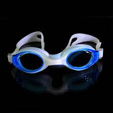 Sport PC UV Triathlon Anti-Fog Swimming Protect Eyes Silicone Goggles Unbranded