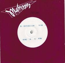 Single Test Pressing 45 RPM Vinyl Records
