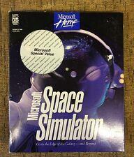 Microsoft Space Simulator (PC, 1994)