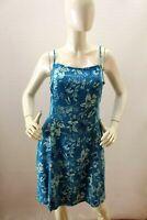 Vestito RALPH LAUREN Taglia M Donna Seta Silk Woman Dress Abito Floreale