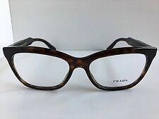 New PRADA VPR 2S4 Tortoise 55mm Cats Eye Women's Eyeglasses Frame #7