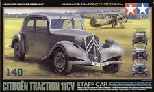 New listing Tamiya 32517 1/48 scale Citroen Traction 11Cv Staff Car from Japan