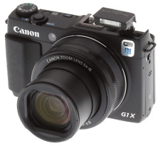 A - Canon G1 X Mark II Digital Compact Camera