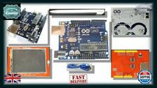 Arduino UNO R3 + 2.4inch TFT LCD + Adapter + USB Cable NA012