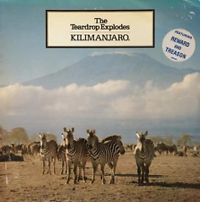 THE TEARDROP EXPLODES - Kilimanjaro (LP) (VG/G)