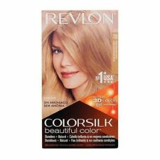 Haarfarbe Coloration Beautiful Color Colorsilk Revlon Helles aschblond