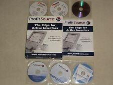 ProfitSource Profit Source Trading Software Investor Traders Optionetics Options