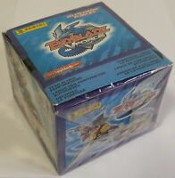 Beyblade V-Force Box 50 Packs Stickers Panini