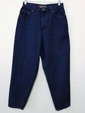 Route 66 Womens Jeans 9/10 Petite (27 1/2 Inseam) Relaxed Fit Blue Denim Pants