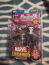 Marvel Legends Series IV Punisher WAR ZONE Action Figure 2003 ToyBiz New