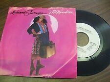 """Donna Summer-The Wanderer-7"""" 45-Picture Sleeve-Geffen-GEF49563"""