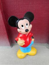 (S19C-123) EUROPEAN MICKEY MOUSE blue pants SOAKY - GREAT CONDITION w/tag