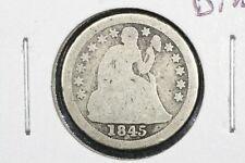 1845-O Liberty Seated Dime Good SKU#170322