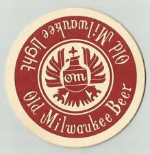 16 Old Milwaukee    Beer Coasters