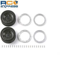 Tamiya CR01 Pentagram Wheels - 2pcs (Offset+5) TAM54116