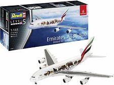 Revell 03882 1/144 Airbus A380-800 Emirates Wild Life Plastic Model Kit BRAND Ne