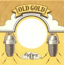 OLD GOLD 1ST ISSUE FULL BACK REPRODUCTION RECORD SLEEVE PACK OF 10