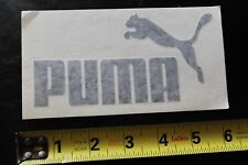 PUMA Shoe Footwear Tennis Running Vintage Window STICKER