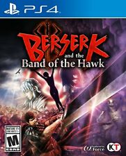 Berserk and the Band of The Hawk [PS4 Sony PlayStation 4, Action Hack n Slash]