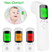 Medical Grade Non Contact LCD Digital Infrared Temporal Forehead Thermometer AU