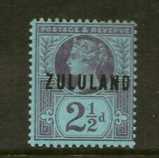 Lightly Hinged Single British Colony & Territory Stamps