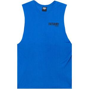 Tatami Fightwear Engage Tank Top - Blue