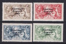 1922 Ireland Provisional Government Top Value Set Gummed Reproduction Stamp sv