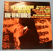 VENTURES $1,00,000.00 WEEKEND VINYL LP 1967 ORIGINAL PRESS NICE COND! VG/VG!
