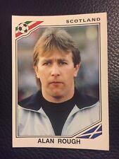 Panini - Mexico 86 World Cup - # 345 Alan Rough - Scotland