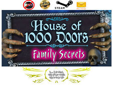 House of 1,000 Doors: Family Secrets Collector's Edition PC  Digital KEY STEAM