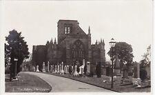 The Abbey, HADDINGTON, East Lothian RP