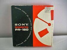 Sony PR-150 Recording Tape 900 Feet