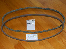 754-0280  754-0370  MTD Variable speed drive Belts Set of (2) O.E.M.SPEC