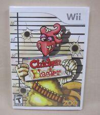 Chicken Blaster (Nintendo Wii, 2009) *Brand New / Factory Sealed*