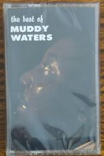 Muddy Waters THE BEST OF MUDDY WATERS Essential NEW SEALED CLEAR CASSETTE TAPE
