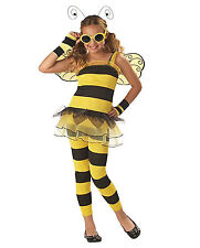 LITTLE HONEY BUMBLE BEE GIRLS HALLOWEEN COSTUME CHILD SIZE MEDIUM 8-10