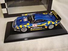 Porsche 911 GT1 Minichamps Blue Coral FIA GT Series 97 # 30 1/43