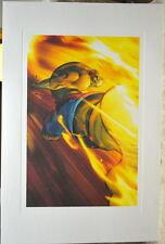 Street Fighter - SAGAT LIMITED EDITION PRINT Capcom Arnold Tsang art