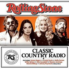 Rolling Stone - Classic Country Radio ( Audio CD ) 01/01/13 NEW