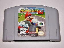 Mario Kart 64 for Nintendo 64 N64 - Super Mario Donkey Kong *TESTED* *CLEANED*