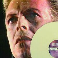 David Bowie, CRACK CITY, Limited Edition Coloured Vinyl LP LTD / 495