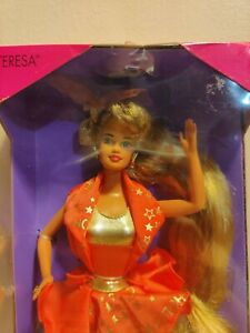 Vintage Hollywood Hair Barbie Doll - Teresa BRAND NEW IN BOX 1992
